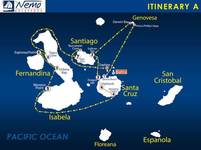 north-itinerary-8-days-nemo-iii-galapagos-cruise